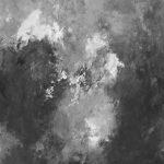 ALLÉGORIE - Acrylique sur papier marouflé sur bois - 25 x 19 po / 63.5 x 48 cm